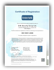 DM Security Group Ltd.